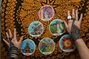Tarot cards, Forecasting the future