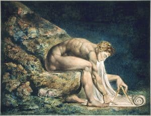 Figure 20.1 Newton by William Blake